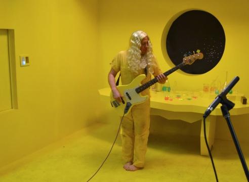 Moon Dust screening and talkback with artist Scott Reeder