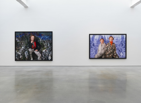 Cindy Sherman at Metro Pictures