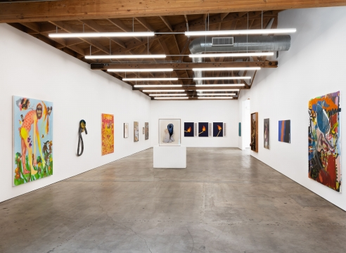 Nino Mier Gallery, Los Angeles