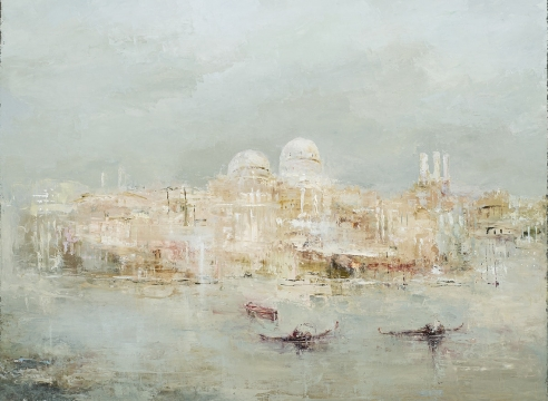 "France Jodoin ""The Other Landscape"". Opens Friday, September 20th."