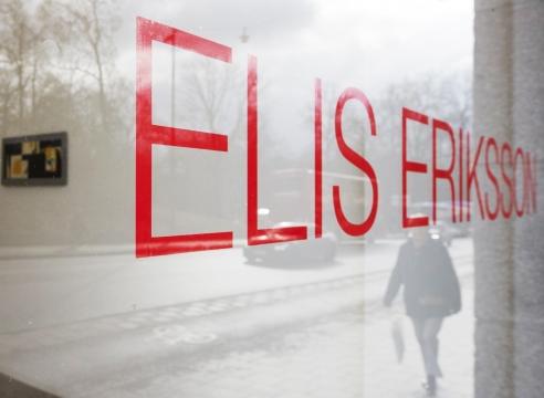 Elis Eriksson at both of our galleries (Sturegatan 36, 7-15 April and Rådmansgatan 15, 7-14 April)