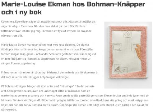 Marie-Louise Ekman