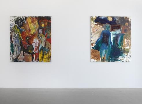 Erland Cullberg |Paintings
