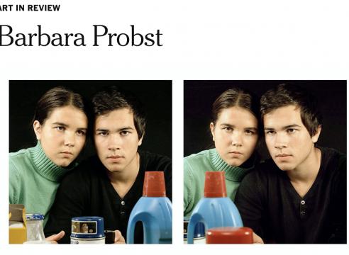 Barbara Probst / Murray Guy