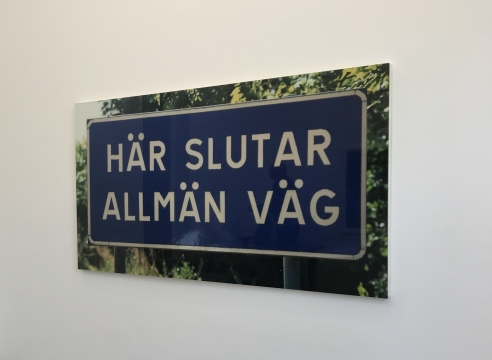 Works by Brendan Cass, Lars Lerin, Bjarne Melgaard, Dan Wolgers, Petter Zennström