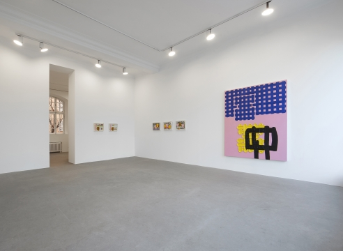 Jonathan Lasker | Recent Works