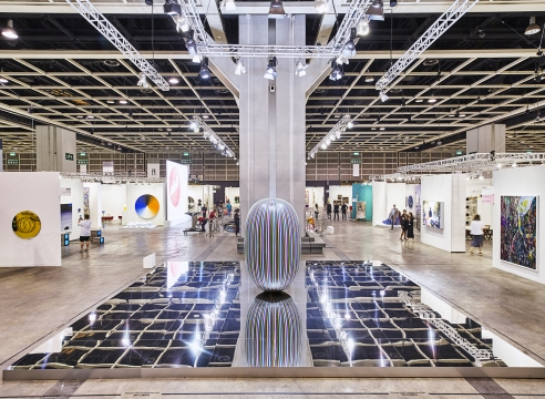 Art Basel Hong Kong 2017