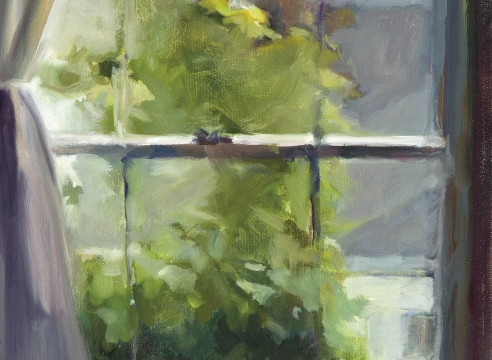 Connie Hayes: Windows