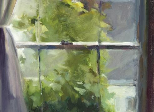 Connie Hayes: Windows