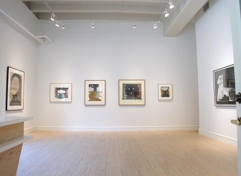 William Willis: Works on Paper