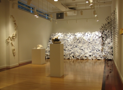 3D Contemporary Sculpture: Kyan Bishop, Leah Frankel & Elizabeth Kendall