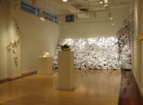 3D Contemporary Sculpture: Kyan Bishop, Leah Frankel & Elizabeth Kendall