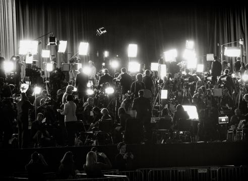 The White House News Photographers Association: National Eyes of History TM