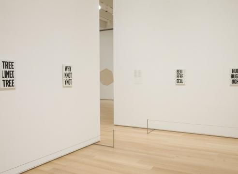 Kay Rosen: Ten Paintings
