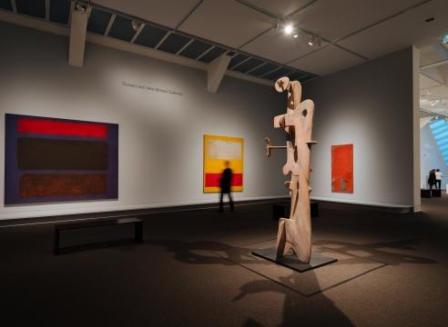 Epic Abstraction: Pollock to Herrera
