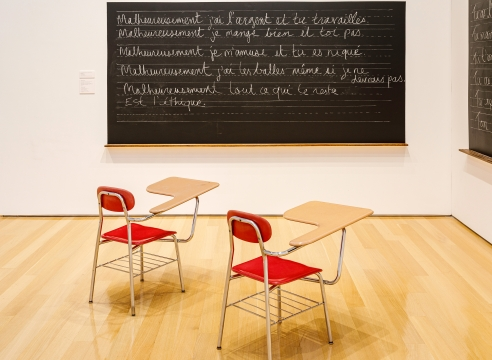 Luis Camnitzer: The Museum is a School