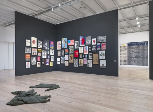 An Incomplete History of Protest: Selections from the Whitney's Collection, 1940–2017