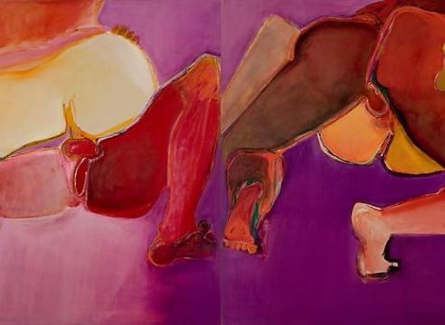 Solitaire: Lee Lozano, Sylvia Plimack Mangold, Joan Semmel