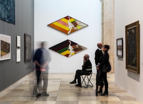 Postwar — Art between the Pacific and the Atlantic, 1945-1965