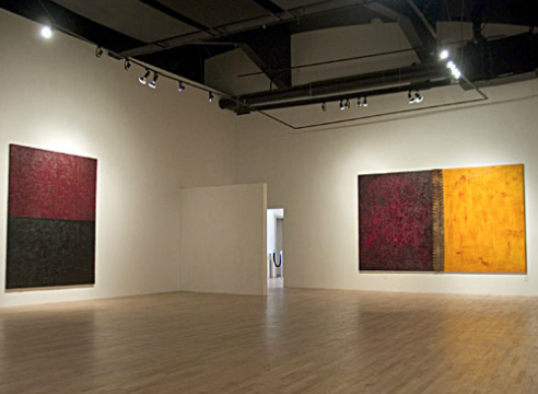 Harmony Hammond: Big Paintings 2002–2005