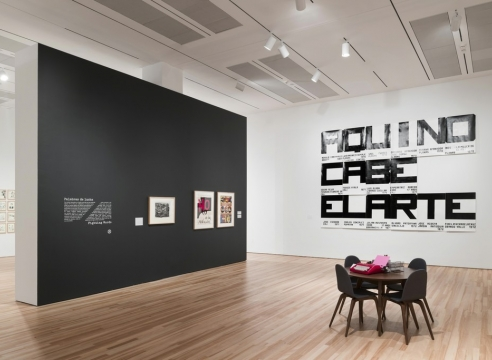 Words/Matter: Latin American Art and Language at the Blanton