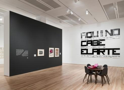 Words/Matter: Latin American Art and Language at the Blanton