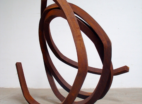 Bernar Venet: Recent Sculpture, Drawings and Prints