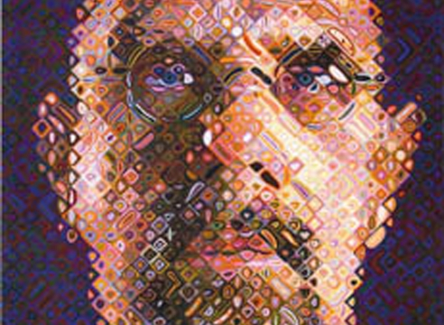 Chuck Close: 10 Years in Print