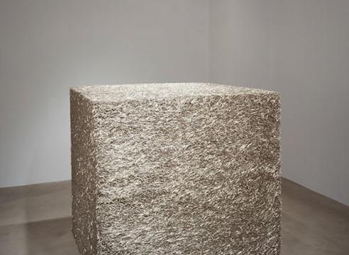 Tara Donovan: Recent Sculpture and Bubble Drawings
