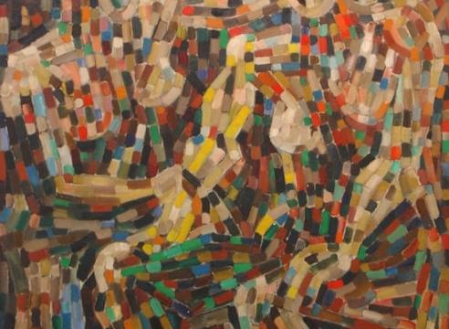 Jan Müller: The Mosaic Paintings, 1952-1955
