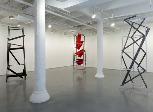 Willard Boepple: New Sculpture