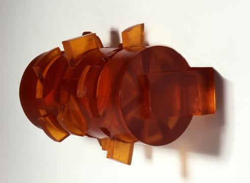 Willard Boepple: Resin, Paper And Wood