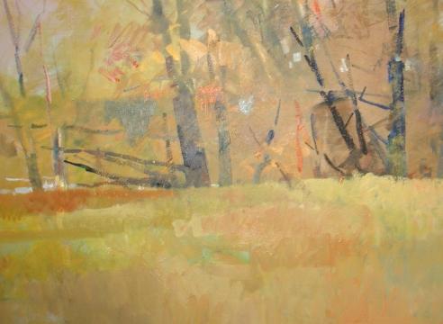 Walker Buckner: Recent Paintings