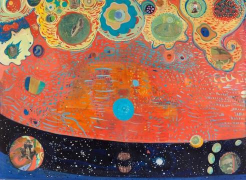 Sharon Horvath: Cosmicomics