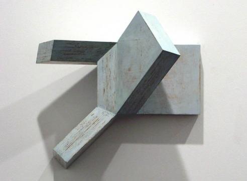 Garth Evans: 1980s Plywood Wall Sculptures