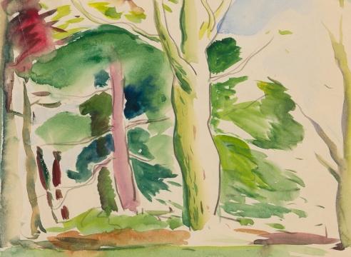 Louis I. Kahn: In The Park