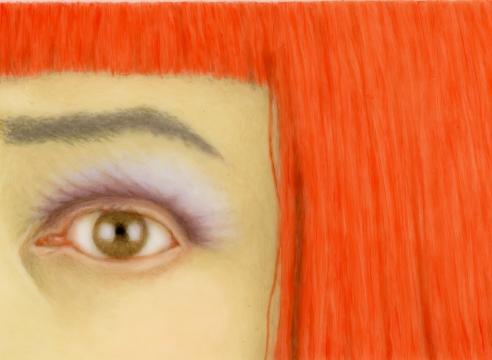 Tabitha Vevers: Lover's Eyes - Selfies