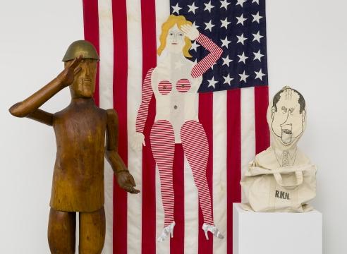 Louise Kruger: Political Work