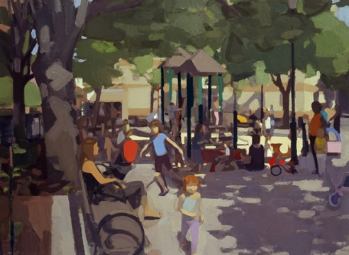 John Dubrow: New Paintings