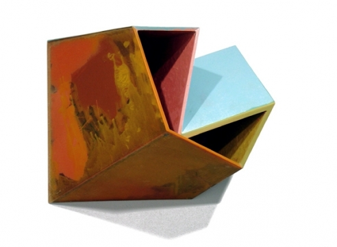 Garth Evans: Sculpture From The Late 1980s