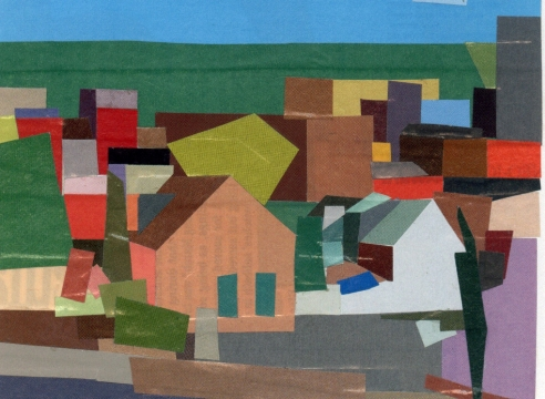 Ken Kewley: Collages