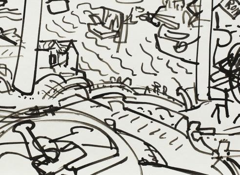 Hans Hofmann: On Paper