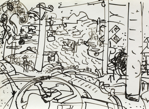 Hans Hofmann: On Paper