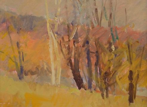 Walker Buckner: Paintings