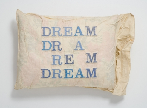 Stephen Antonakos: Pillows 1962-63