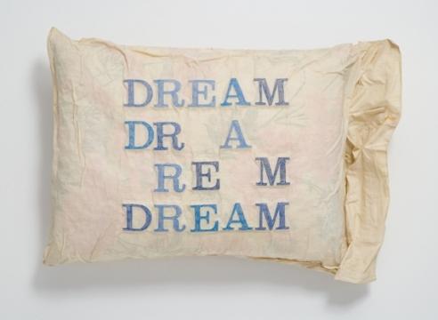 Stephen Antonakos: Pillows 1962-63