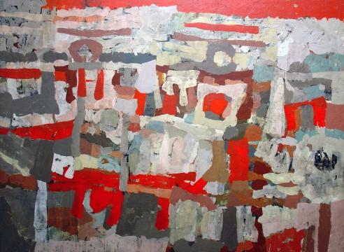 Rosemarie Beck: Paintings