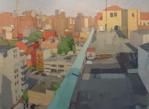 John Dubrow: Paintings