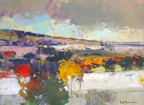 Walker Buckner: Recent Paintings, 1999-2002