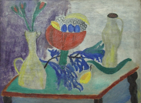 Aristodimos Kaldis: Early Paintings, 1939-1951